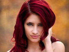 There are some type of Burgundy Hair Color such as Classic, vivid or old burgundy, maroon or oxblood. Here We have 16 Best Burgundy Dark Red Hair Color Ideas Easy Hairstyles For Long Hair, Pretty Hairstyles, Red Hairstyles, Latest Hairstyles, Hairstyle Ideas, Red Velvet Hair Color, Ruby Red Hair Color, Fun Hair Color, Hair Colours