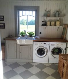 kitchen decoration – Home Decorating Ideas Kitchen and room Designs Door Makeover, Doors Interior, Laundry Mud Room, Laundry In Bathroom, Paint Colors For Living Room, House Flooring, Utility Rooms, Laundry Room Update, Laundry Room Ideas Small Space