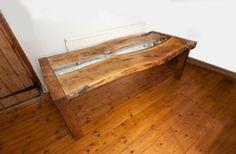 artofoak's dining table.