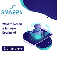SVAPPS is a high-quality Software Training Institute in Warangal, Hanamkonda, Kazipet at an affordable price. Learn courses from industry experts. Learning Centers, Training Courses, Software Development, Mobile App, Digital Marketing, How To Become, Career, Web Design, Android