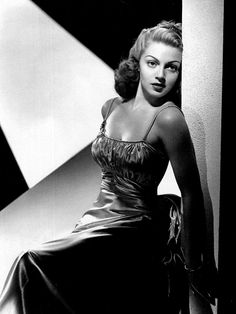"Lana Turner - ""Humor has been the balm of my life, but it's been reserved for those close to me, not part of the public Lana."""