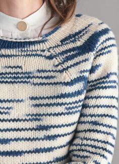 Billy Reid - Sketch Hand Knit Sweater