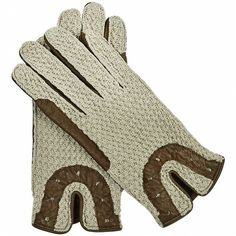 Manusi de Piele cu Ornamente Crosetate Manual Gloves, Woman, Leather, Fashion, Moda, Fashion Styles, Women, Fashion Illustrations