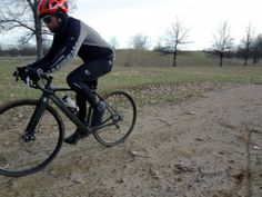 Foundry Harrow Disc CX race bike cyclocross review766