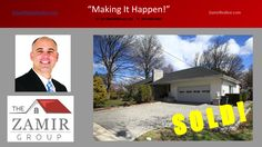Just sold! The Zamir Group sells 21-11 Ontario Ave. A quick close and a smooth transaction. We sell more Fair Lawn homes than anyone else in Bergen County. Call today to learn more about The Zamir Group difference