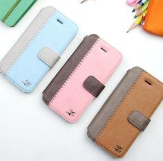 ノートダイアリー型デザインのスマートなiPhone 5ケース。 [In store now] #iPhone