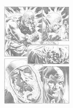 Comic Book Pages, Comic Book Artists, Comic Artist, Comic Books, Conan The Barbarian, 2 Pencil, Comic Drawing, Comic Panels, Classic Comics