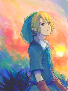 Link  - The Legend of Zelda -  Nintendo