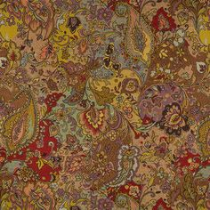 Carnival Free Wheelin Home Decor Fabric