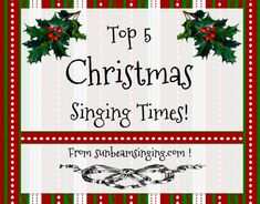 It's the most wonderful time of the year! Whether you need to learn Christmas songs, or review several with Junior, Senior, or Combined primaries, you'll find something to help below! TRIM A TREE This is a classic! Just print this tree and set of ornaments…