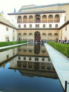 Alhambra, Granada. Spain (October 2015)