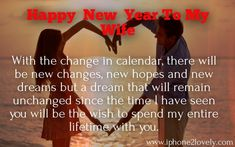 Happy New Year Wishes For Girlfriends