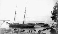 Lake Michigan Beaches, Historical Society, Seas, Factors, Sailing Ships, Entrance, Pilot, Target, Channel