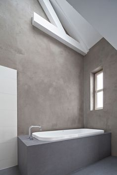 Idee voor mortex, tadelakt, betonciree, flowfloor,...PLAATSING CHAJUWAN BVBA