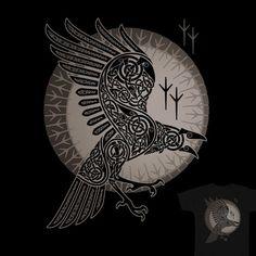 Bad Words,Hel,Raven, andNorth-Wind by Raidho - Heathen Heart