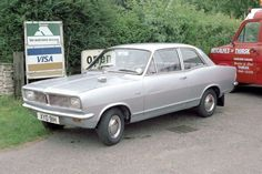 Vauxhall Viva, mine was light blue :)