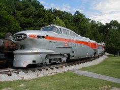 Museum of Transportation, St. Louis, Missouri