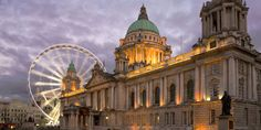 Insiders guide to Belfast