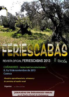 FERIA FERIESCABAS 2013, PRODUCTOS ECOLÓGICOS Y ARTESANALES