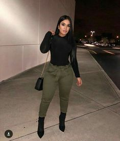 Discover ideas about dope fall outfits Dope Fall Outfits, Classy Sexy Outfits, Sexy Winter Outfits, Vintage Summer Outfits, Baddie Outfits Casual, Swag Outfits, Night Outfits, Stylish Outfits, Outfit Winter