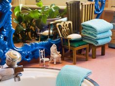 Make It Work - Decorate With Flea Market Finds  on HGTV