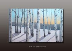 Free shipping inside canada and U.S. original art  by YueJinArt