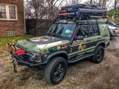 Land Rover Discovery 1, Discovery 2, Offroad, Range Rover Off Road, Range Rover Evoque, Expedition Vehicle, Camping, Custom Trucks, Land Rover Defender