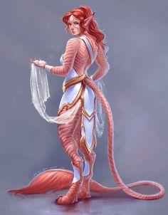 Mesa's grace by Lynx-Catgirl on DeviantArt