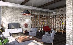 Idee per sfruttare gli angoli inutilizzati della casa - Fotogallery Donnaclick