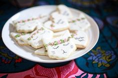 Kitty Party | Kitty cookies |