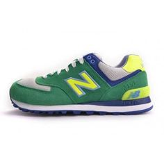 Find New Balance 574 Womens Green Blue Grey For Sale online or in Footlocker. Shop Top Brands and the latest styles New Balance 574 Womens Green Blue Grey For Sale at Footlocker. New Balance 574 Gris, New Balance 574 Womens, Cheap New Balance, Grey New Balance, New Balance Shoes, Nb Shoes, New Jordans Shoes, Converse Shoes, Adidas Shoes