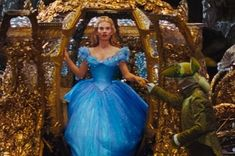 """To find out what happens next, watch this new trailer for Cinderella, in theaters March 13, 2015.   11 Moments In The New """"Cinderella"""" Trailer That Will Make You Feel Like A Kid Again    Want to see this"""