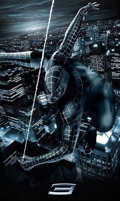 The international Spiderman 3 poster. Much better than the domestic. Amazing Spiderman, Image Spiderman, Spiderman Noir, Spiderman Pictures, Black Spiderman, Spiderman Cosplay, Spiderman Marvel, Spider Man Trilogy, Batman Wallpaper