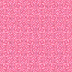 Persian Tile ~ Pink  ~ by PeacoquetteDesigns on Spoonflower ~ bespoke fabric, wallpaper, wall decals & gift wrap ~ Join PD  ~ https://www.facebook.com/PeacoquetteDesigns #Spoonflower #Peacoquette