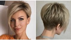 hair and beauty hair and beauty- haar en schoonheid haar en schoonheid hair and beauty hair and beauty - frisuren männer hair and beauty hair and beauty – womens Chic Short Hair, Cute Hairstyles For Short Hair, Hairstyles Haircuts, Wavy Hair, Short Hair Styles, Shaved Hairstyles, Pixie Haircuts, Short Hair With Layers, Short Hair Cuts For Women