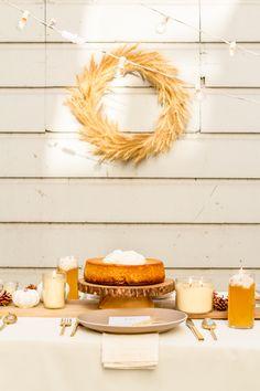 Pretty Thanksgiving table!