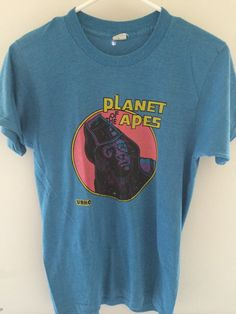 RARE Vintage 1967 Planet of the Apes T-shirt by Twenty30tees on Etsy