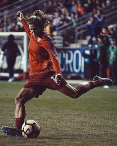 Tobin Heath || SheBelieves Cup USWNT vs GERWNT (03.10.2017)