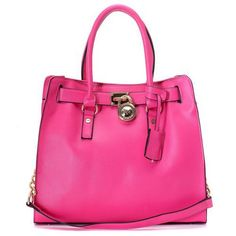Perfect Michael Kors Saffiano Leather Large Pink Totes, Perfect You