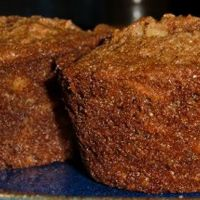 Carrot Cake Muffins - healthy recipe