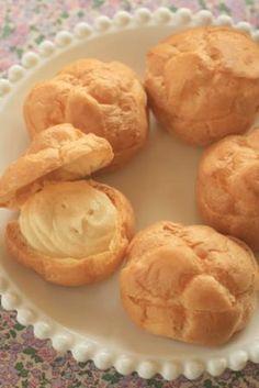 シュークリーム   お菓子・パンのレシピや作り方【corecle*コレクル】