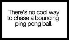 or a golf ball