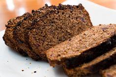 Pastanjauhantaa: Parasta juuri nyt: puolukkainen ruisleipä
