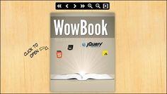 splash magazine 15+ Cool jQuery Page Flip Plugins - splash magazine