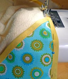 Hooded baby bath towel and matching washcloth; great shower gift!