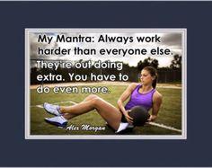 #Soccer #Quotes - #AlexMorgan