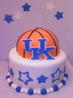 Kentucky wildcats cakes - Google Search