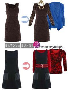 Šatová sukňa - Supervizáž