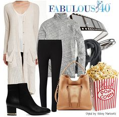 What To Wear To The Movies + Win a $100 Gift Card!