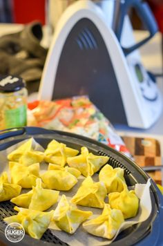 chicken wonton soup thermomix #recipe